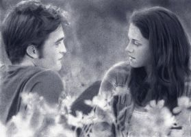 Edward and Bella - Eclipse by Eileen9