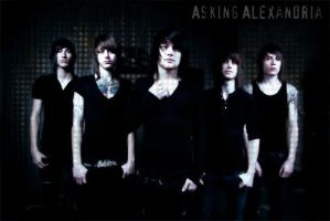 Asking Alexandria 2 by MusicFantic