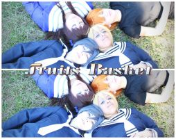 Together (Fruits Basket Cosplay) by Awesome-Vivi