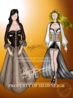 Gowns by Shawneigh