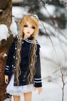 Winter Darling by brittmiscast