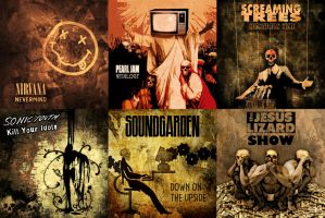 The Grunge Compilation by klautt