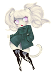 snowflake's casual wear by catthing