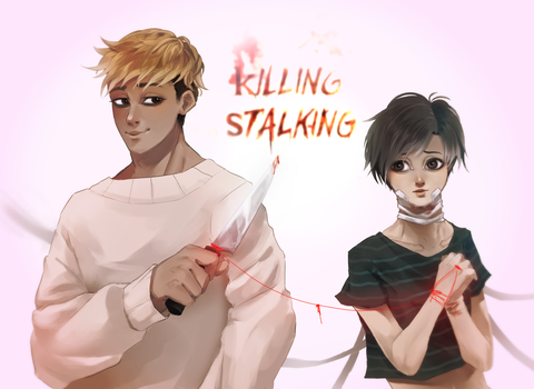 Killling Stalking by Lady-Was-Taken