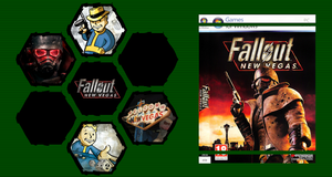 Fallout New Vegas by WE4PONX