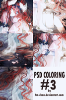PSD COLORING #3 by BCaves