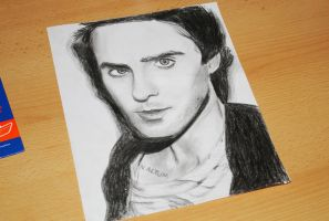 Jared Leto by bread-vision