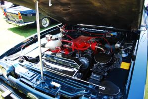 Ford Capri Brooklands 280 by Prythen