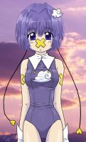 Drifloon gijinka by GaMu-ChAn