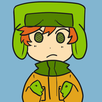 Kyle Animation by ocean0413