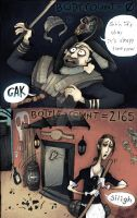 4 hours after having been dishonored.. by felrokker
