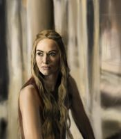 Cersei by TercelBg