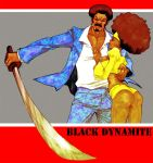 Black Dynamite by periwinkleimp