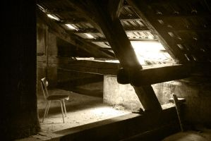 Attic by Chiron178