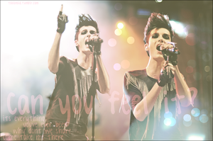 Bill Kaulitz Blend by Tokionoid