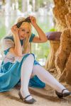 Alice in Wonderland by xxEtsuko