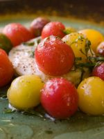 Cherry Tomato Salad 2 by ThomasVo