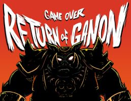 GAME OVER RETURN OF GANON by Kaigetsudo