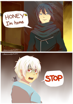 WORST HUSBAND EVER by KatInATopHat