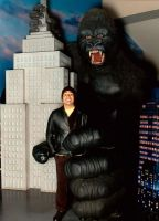 My Friend King Kong and Me by vams