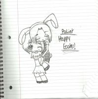 PoLiet - Happy Late Easter by CrystalTheTaco