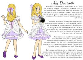 Snowbound - Aly Davinoth Profile by hythrain