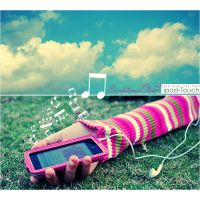 . . ipod-Touch . . by Exceptional-Mind