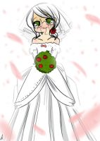 Here Comes the bride.. by StarValerian