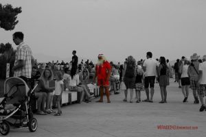 Santa Claus in Croatia by wera100243