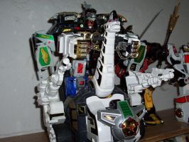 Zord Photo: Ultrazord by tasakeru828