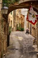 Streets of Sarteano by CitizenFresh