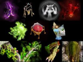 Icons for Ancient Beast 2nd by Random223