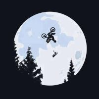 E.T. Motocross Level! by blakenoble6