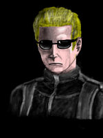 Wesker by UniGalvacron