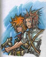 VENTUS AND TERRA by recordable333