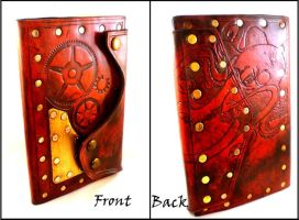 Steampunk Cthulhu Journal by Skinz-N-Hydez