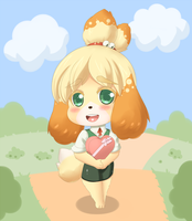Isabelle by Jcdr