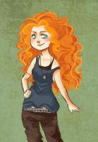 Brave: Merida by faycoon