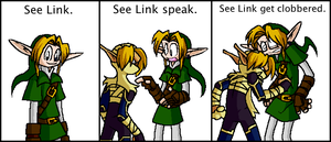 Run Link, Run by Hail-NekoYasha