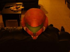 Bring me the head of Samus by franchii-manchii