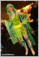 Rydia by darkff666