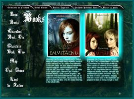 Emmitaenu Books and Links by Comical1