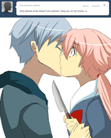 Akise/Yuno plz by djchungy