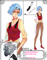 RN: Danny by Shrimpoop