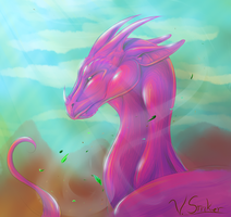 Experimental Dragon by Verridith