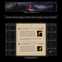 Game Template - RPG, Tibia, World of Warcraft by Sprite1993