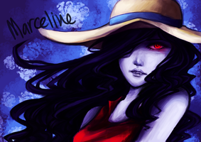 Marceline - I'm Just Your Problem by 4th-reset