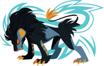 Vector Luxray by FancyPancakes