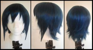 Commission: Agito Wig by Antiquity-Dreams