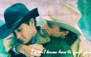 Brokeback Mountain Wallpaper by Joanna9